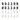 Premium Vector: Black and white chess figures
